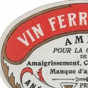 French Apothecary Label Pharmacy