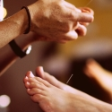 Acupuncture Hands Feet